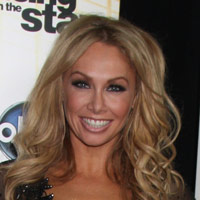 Height of Kym Johnson