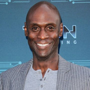 Height of Lance Reddick