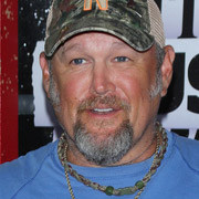 Height of  Larry the Cable Guy