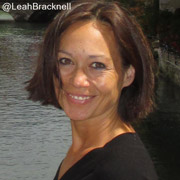 Height of Leah Bracknell