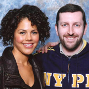 Height of Lenora Crichlow