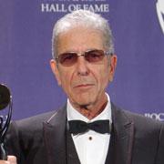 Height of Leonard Cohen