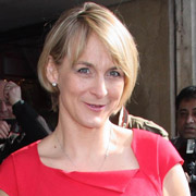 Height of Louise Minchin