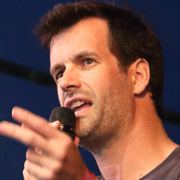 Height of Marcus Brigstocke