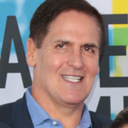 Height of Mark Cuban
