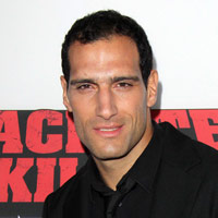 Height of Marko Zaror