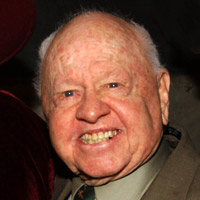 Height of Mickey Rooney