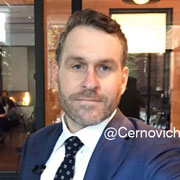 Height of Mike Cernovich