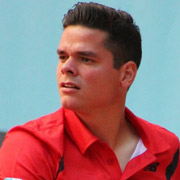 Height of Milos Raonic