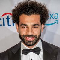 Height of Mohamed Salah