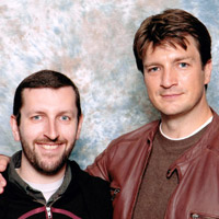 Height of Nathan Fillion