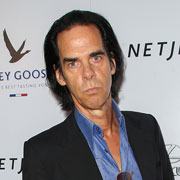 Height of Nick Cave