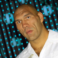 Height of Nicolai Valuev