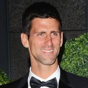 Height of Novak Djokovic