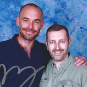 Height of Paul Blackthorne