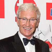 Height of Paul O'Grady