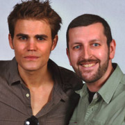 Height of Paul Wesley