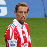 Height of Peter Crouch