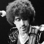 Height of Phil Lynott
