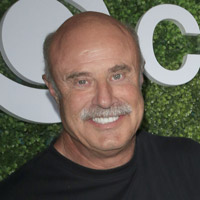 Height of Phil McGraw
