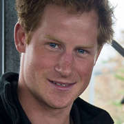 Height of  Prince Harry