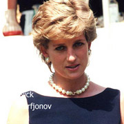 Height of Princess Diana