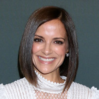 Height of Rebecca Budig