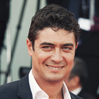 Height of Riccardo Scamarcio