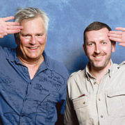 Height of Richard Dean Anderson