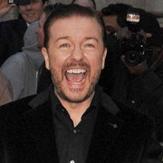 Height of Ricky Gervais