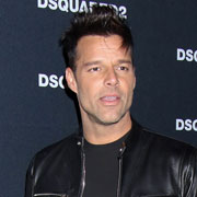 Height of Ricky Martin