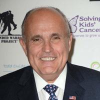 Height of Rudy Giuliani