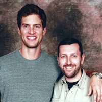 Height of Ryan McPartlin