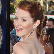 Height of Sarah Drew