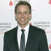 Height of Seth Meyers