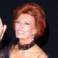 Height of Sophia Loren