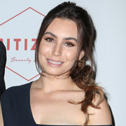 Height of Sophie Simmons