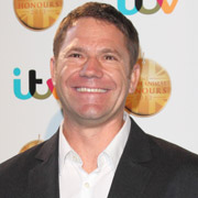 Height of Steve Backshall