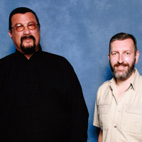 Height of Steven Seagal