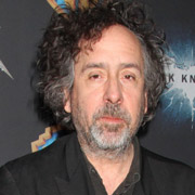 Height of Tim Burton
