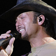 Height of Tim McGraw