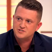 Height of Tommy Robinson