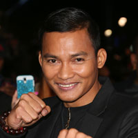 Height of Tony Jaa