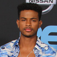 Height of Trevor Jackson