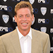 Height of Troy Aikman