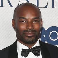 Height of Tyson Beckford