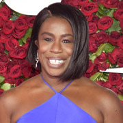 Height of Uzo Aduba
