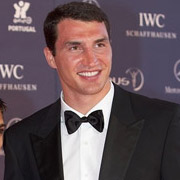 Height of Wladimir Klitschko