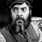 Height of Zero Mostel