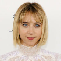 Height of Zoe Kazan